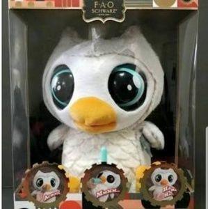 FAO Schwarz Hooting Owl